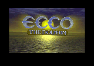 Игра ECCO the Dolphin CinePak Demo (Sega 32x - 32x)
