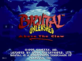 Обложка игры Brutal Unleashed - Above the Claw