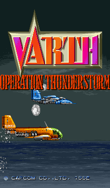 Обложка игры Varth - Operation Thunderstorm