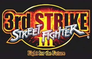 Обложка игры Street Fighter III 3rd Strike - Fight for the Future