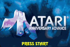 Игра Atari Anniversary Advance (Game Boy Advance - gba)
