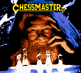 Обложка игры Chessmaster, The (GameBoy Color - gbc)