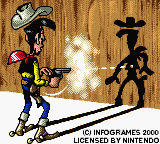 Обложка игры Lucky Luke - Desperado Train