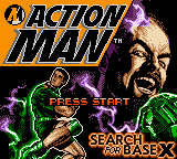 Обложка игры Action Man - Search for Base X ( - gbc)
