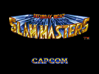 Обложка игры Saturday Night Slam Masters ( - gen)
