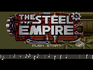 Обложка игры Steel Empire, The (Sega Mega Drive - gen)
