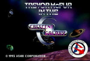 Обложка игры Trevor McFur in the Crescent Galaxy