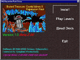Игра Crystal Mines II - Buried Treasure (Atari Lynx - lynx)