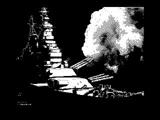 Обложка игры Teitoku no Ketsudan (Machines with Software eXchangeability 2 - msx2)