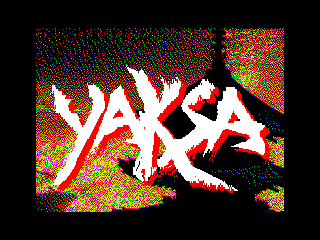 Обложка игры Yaksa (Machines with Software eXchangeability 2 - msx2)