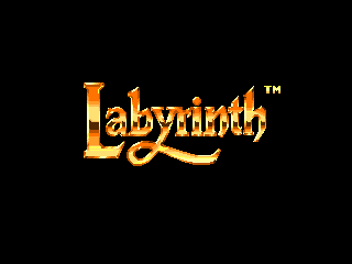 Обложка игры Labyrinth (Machines with Software eXchangeability 2 - msx2)