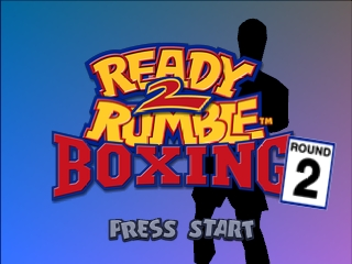 Обложка игры Ready 2 Rumble Boxing - Round 2 ( - n64)
