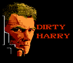 Обложка игры Dirty Harry - The War Against Drugs (Dendy - nes)