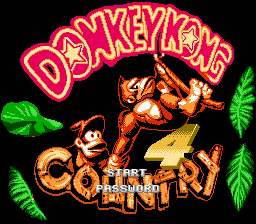 Обложка игры Donkey Kong Country 4 (Dendy - nes)