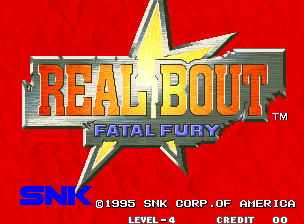 Обложка игры Real Bout Fatal Fury (Neo Geo - ng)