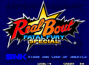 Обложка игры Real Bout Fatal Fury Special (Neo Geo - ng)