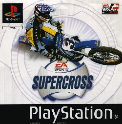 Обложка игры EA Sports Supercross 2001 ( - ps1)