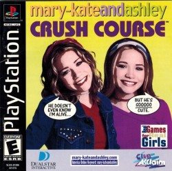 Обложка игры Mary-Kate & Ashley - Crush Course