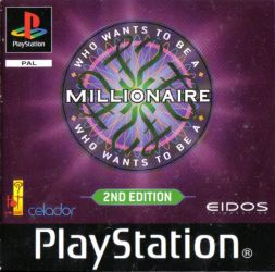 Обложка игры Who Wants to be a Millionaire - 2nd Edition