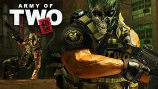 Обложка игры Army of Two: The 40th Day (PlayStation Portable - psp)