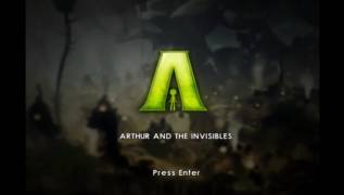 Обложка игры Arthur and the Invisibles (PlayStation Portable - psp)