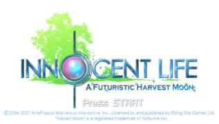 Обложка игры Innocent Life: A Futuristic Harvest Moon ( - psp)