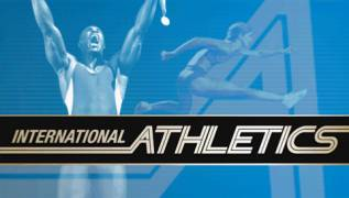 Обложка игры International Athletics ( - psp)