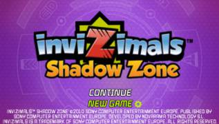 Обложка игры Invizimals: Shadow Zone ( - psp)