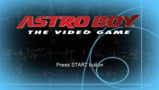 Обложка игры Astro Boy: The Video Game