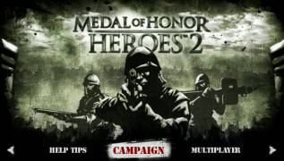 Обложка игры Medal of Honor: Heroes 2 (PlayStation Portable - psp)