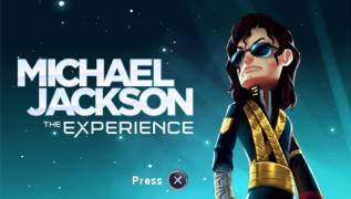Обложка игры Michael Jackson: The Experience (PlayStation Portable - psp)