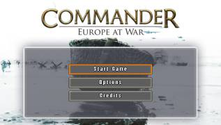 Обложка игры Military History: Commander: Europe at War (PlayStation Portable - psp)