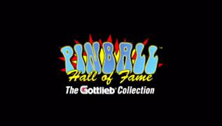 Обложка игры Pinball Hall of Fame: The Gottlieb Collection (PlayStation Portable - psp)