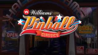 Обложка игры Pinball Hall of Fame: The Williams Collection (PlayStation Portable - psp)