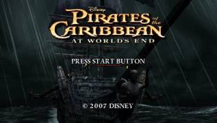 Обложка игры Pirates of the Caribbean - At World