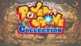 Обложка игры Power Stone Collection (PlayStation Portable - psp)