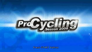 Обложка игры Pro Cycling Manager 2008 (PlayStation Portable - psp)