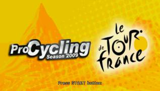 Обложка игры Pro Cycling Manager 2009 (PlayStation Portable - psp)