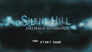Обложка игры Silent Hill: Shattered Memories (PlayStation Portable - psp)