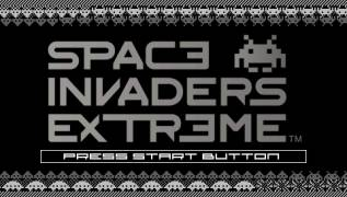 Обложка игры Space Invaders Extreme (PlayStation Portable - psp)