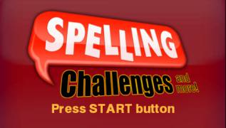 Обложка игры Spelling Challenges and More! (PlayStation Portable - psp)