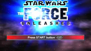 Обложка игры Star Wars: The Force Unleashed (PlayStation Portable - psp)