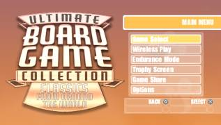 Обложка игры Ultimate Board Game Collection (PlayStation Portable - psp)