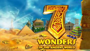 Обложка игры 7 Wonders of the Ancient World ( - psp)