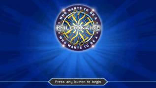 Обложка игры Who Wants to Be a Millionaire: Party Edition ( - psp)
