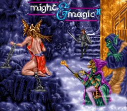 Обложка игры Might and Magic II - Gates to Another World