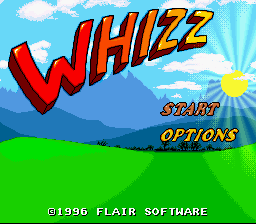 Обложка игры Whizz (Super Nintendo - snes)