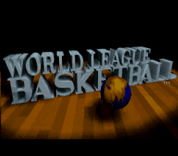 Обложка игры World League Basketball (Super Nintendo - snes)