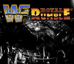 Обложка игры WWF Royal Rumble (Super Nintendo - snes)