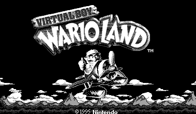 Обложка игры Virtual Boy Wario Land (Virtual Boy - vboy)